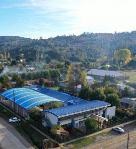 Millonarias inversiones en remodelación de escuelas de Loncoche.