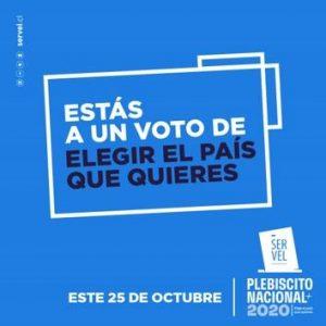 Plebiscito Nacional 2020.