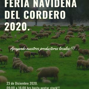 FERIA DEL CORDERO 2020.