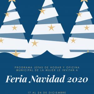 FERIA NAVIDAD 2020.