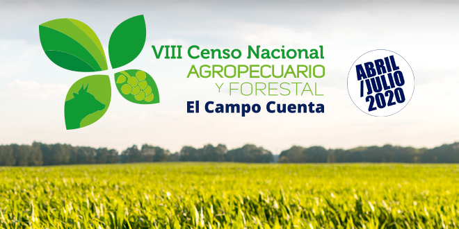 Censo Agropecuario y Forestal 2021.