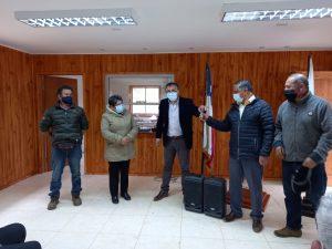 Se inaugura nuevo Centro Comunitario en la localidad de Rampehue de nuestra comuna.