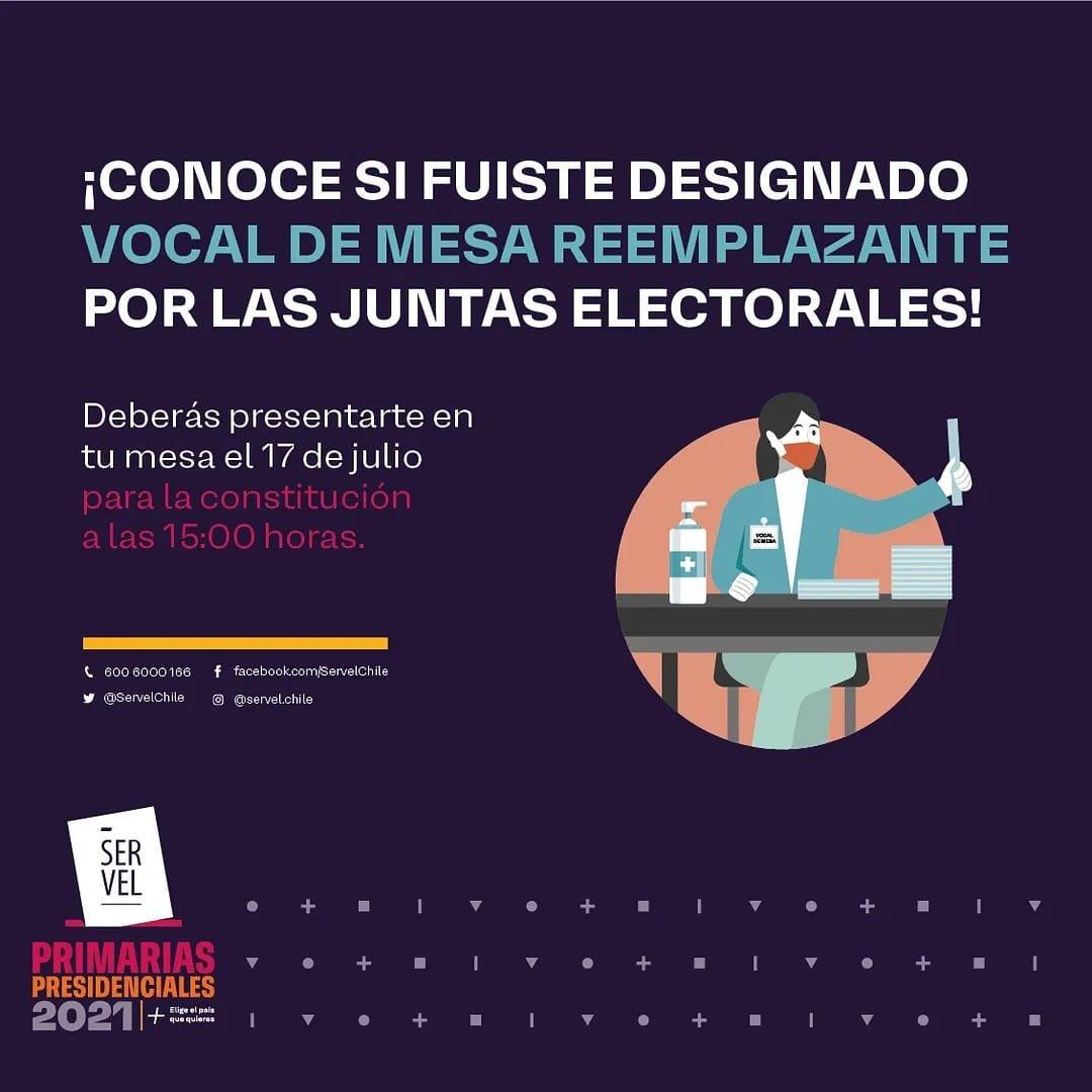 ATENCIÓN VECINOS DE LA COMUNA DE LONCOCHE!