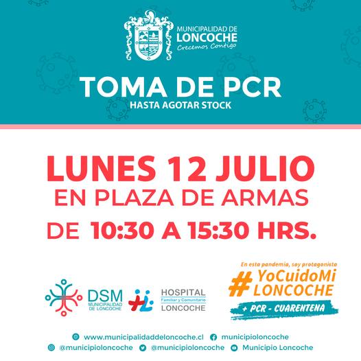 EN ESTA PANDEMIA, SOY PROTAGONISTA… #YOCUIDOMILONCOCHE +PCR -CUARENTENA.