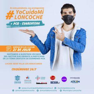 TOMA DE PCR #YOCUIDOMILONCOCHE.