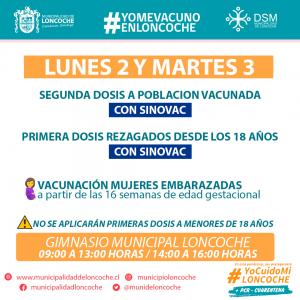 CAMPAÑA #YOMEVACUNOENLONCOCHE