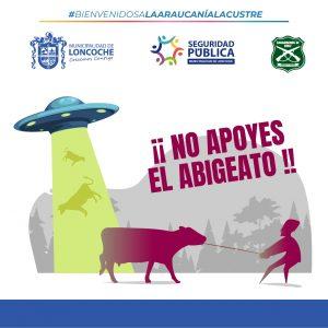 ⚠️ ¡¡NO APOYES EL ABIGEATO!!