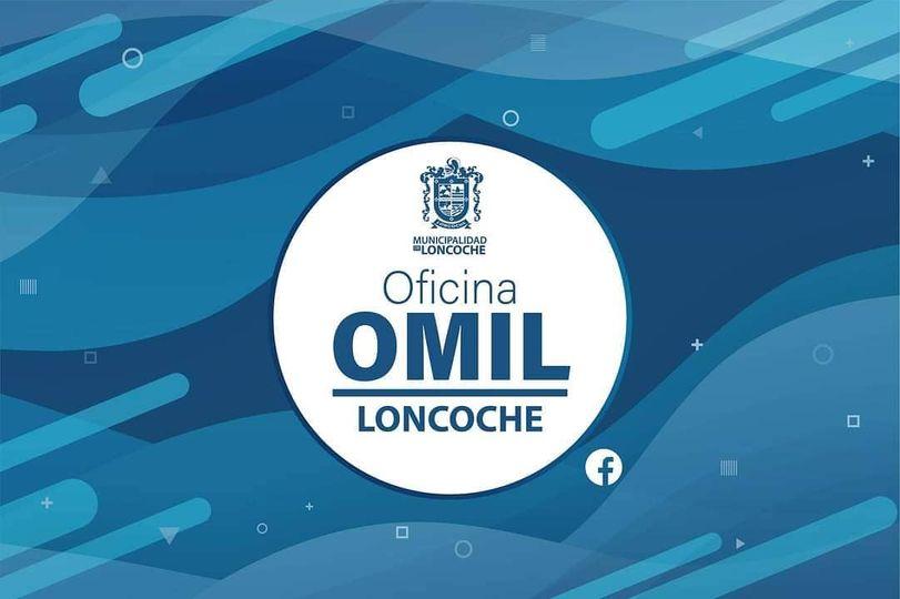 OMIL LONCOCHE INFORMA: OFERTAS LABORALES EN NUESTRA COMUNA.