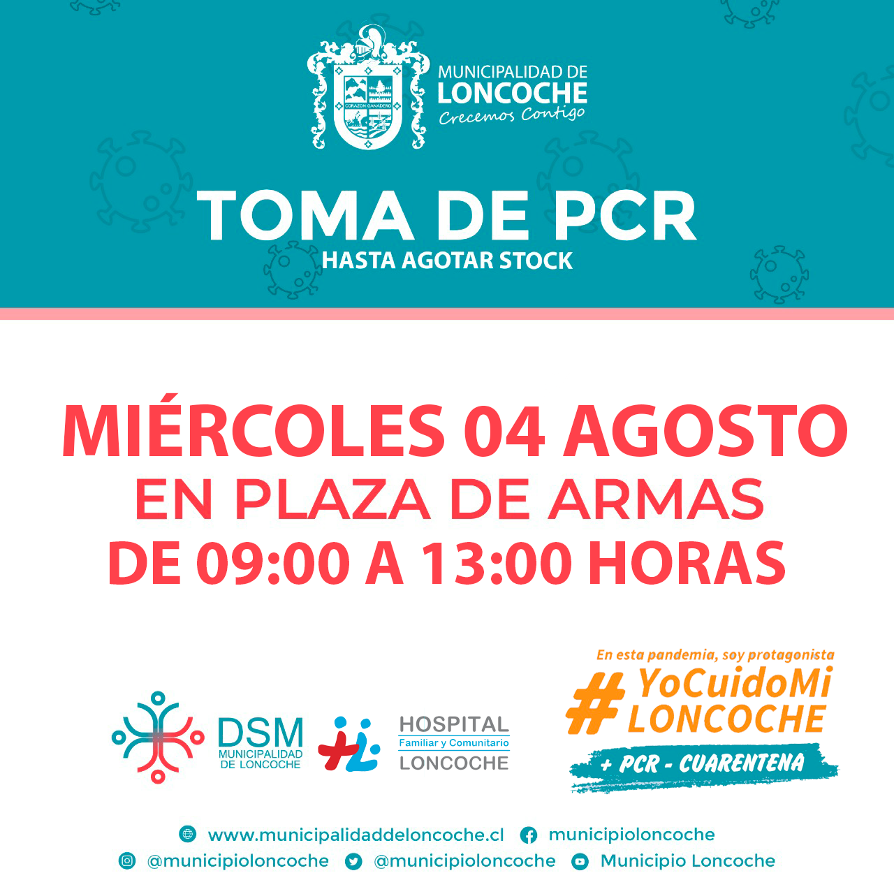 CAMPAÑA #YOCUIDOMILONCOCHE