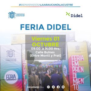 FERIA DE EMPRENDIMIENTO RURAL🌱#DIDEL