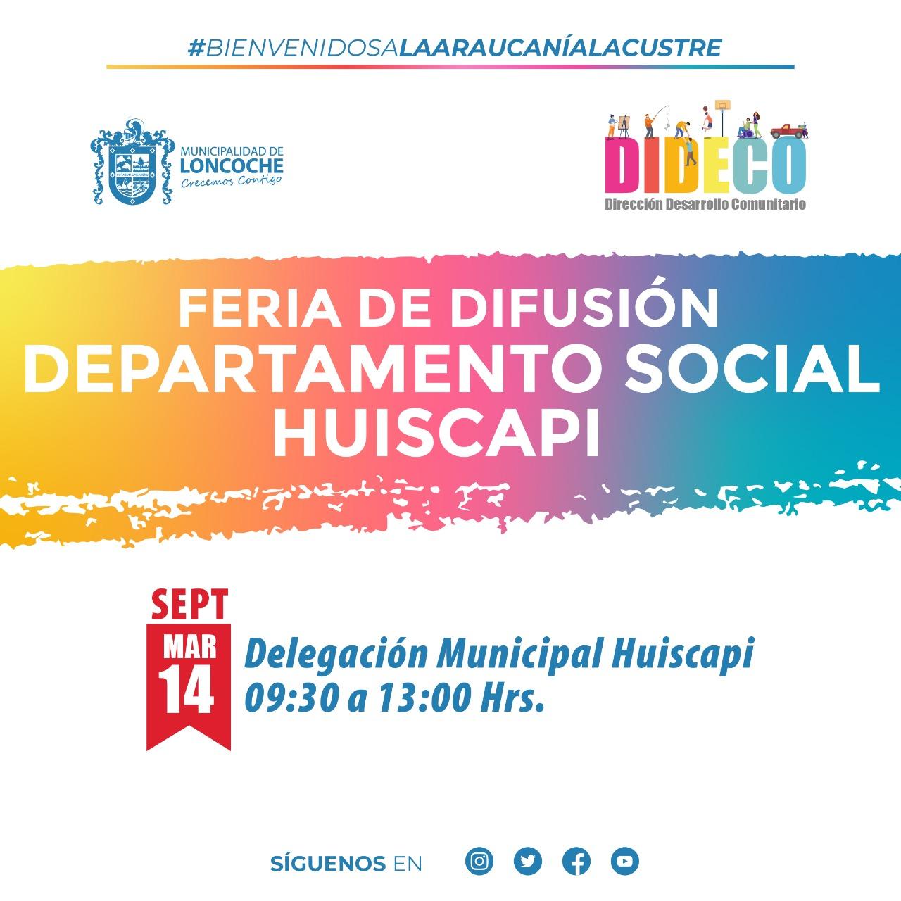 ATENCIÓN VECINOS DE HUISCAPI!