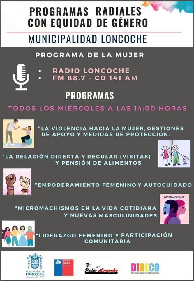 MUNICIPIO LANZA PROGRAMA DE EQUIDAD DE GÉNERO Y EMPODERAMIENTO FEMENINO.